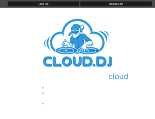 cloud.dj screenshot