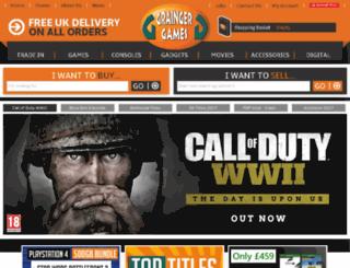 cloud.graingergames.co.uk screenshot