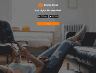 cloud.orange.ro screenshot