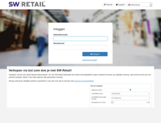 cloud.swretail.nl screenshot