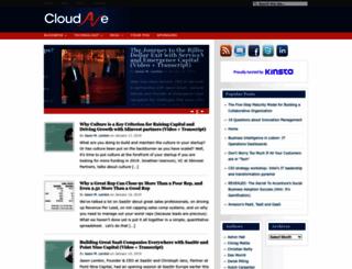 cloudave.com screenshot