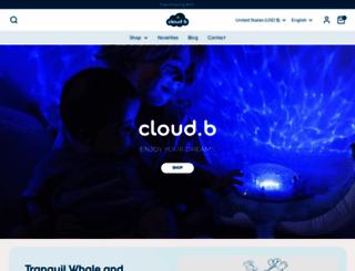 cloudb.com screenshot