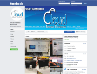 cloudbe.com.my screenshot