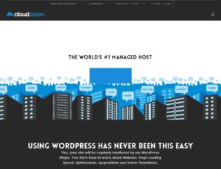 cloudbison.com screenshot