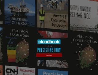 cloudbook.net screenshot