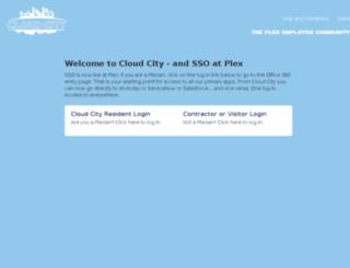 cloudcity.plex.com screenshot