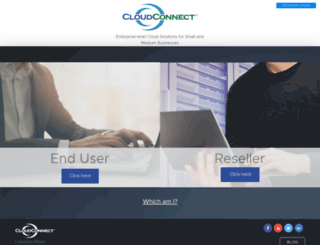 cloudconnect.net screenshot