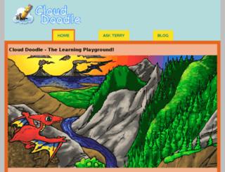 clouddoodle.ca screenshot