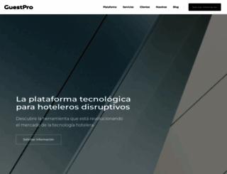 cloudhotelier.com screenshot