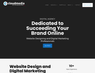 cloudmedia.co.nz screenshot