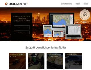 cloudmonitor24.com screenshot