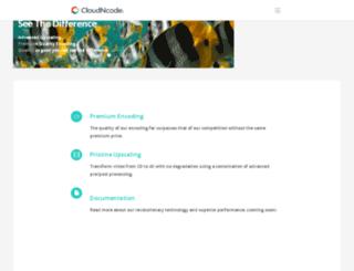 cloudncode.com screenshot