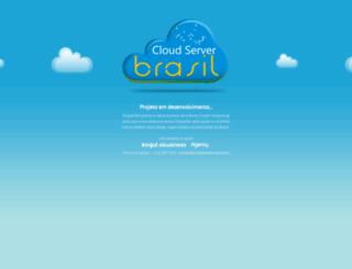 cloudserverbrasil.com.br screenshot