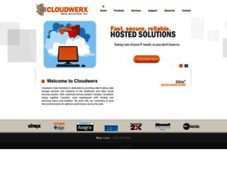 cloudwerx.com screenshot