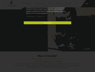clousale.com screenshot