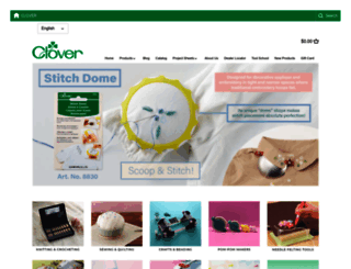 clover-usa.com screenshot