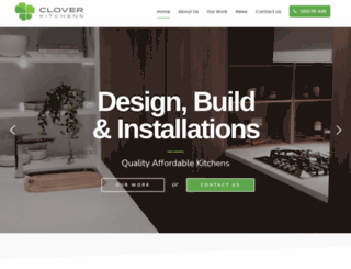 cloverkitchens.com.au screenshot