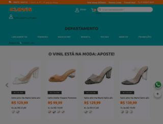 clovis.com.br screenshot