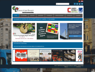 clpcamoes-zagreb.com screenshot