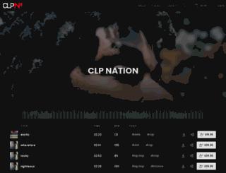 clpnation.com screenshot