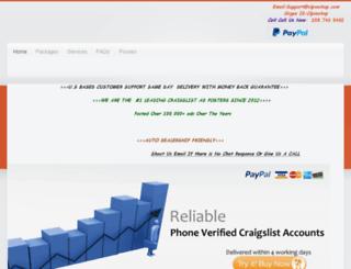 clpvashop.com screenshot
