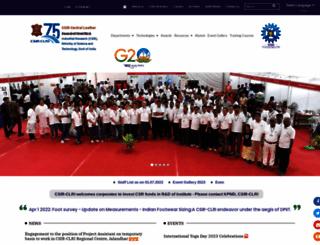 clri.org screenshot