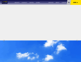 clsa.com screenshot