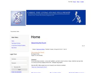 clsfrosales.com screenshot