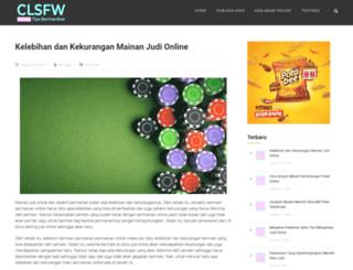 clsfw.org screenshot