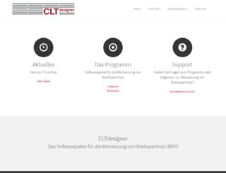 cltdesigner.at screenshot