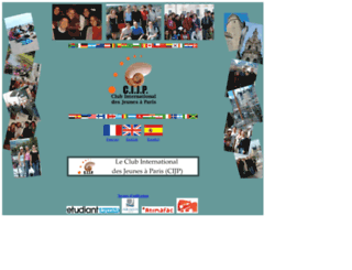 club-international.org screenshot