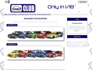 club-ottomobile.com screenshot