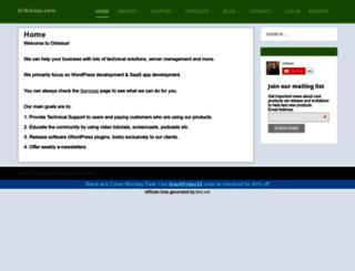 club.orbisius.com screenshot