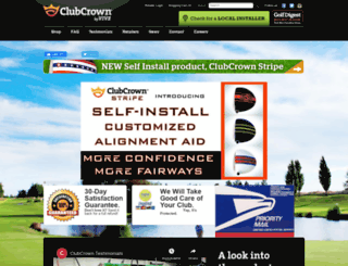 clubcrown.com screenshot