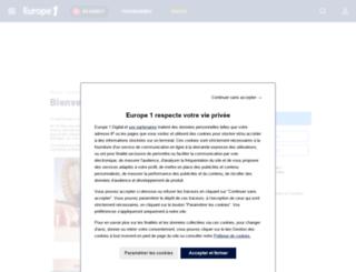 clube1.europe1.fr screenshot