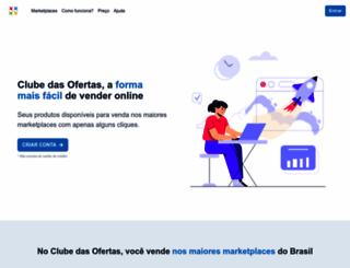 clubedasofertas.com.br screenshot
