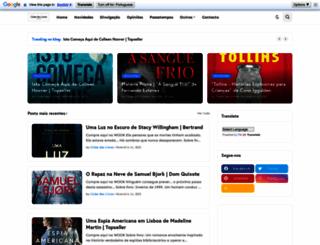 clubedoslivros.org screenshot