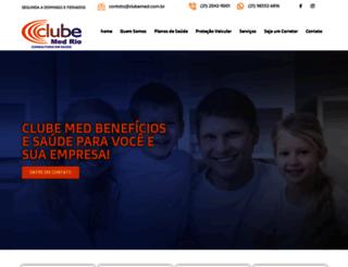clubemed.com.br screenshot