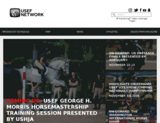 clubequestrian.com screenshot