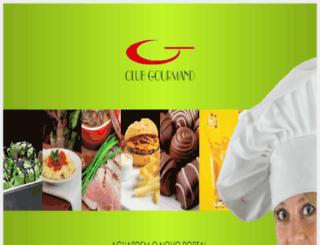 clubgourmand.com.br screenshot