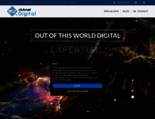 clubnetsem.com screenshot