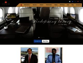 cluboneair.com screenshot