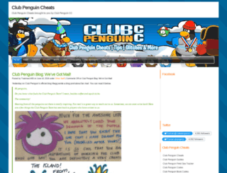 clubpenguin.cc screenshot