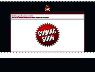 clubpenguincp.com screenshot