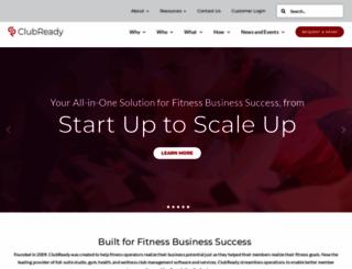 clubready.com screenshot