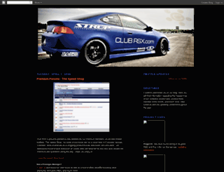 clubrsx.blogspot.com screenshot