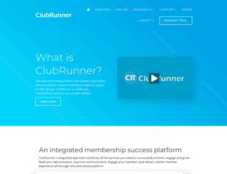 clubrunner.ca screenshot