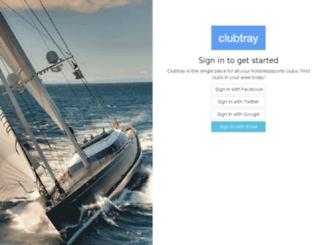 clubtray.com screenshot