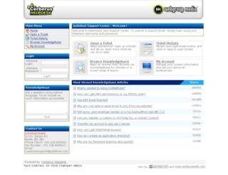 cluster2desk.jodohost.com screenshot