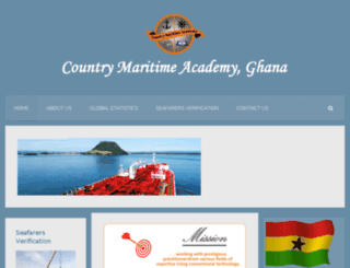 cmaghana.com screenshot